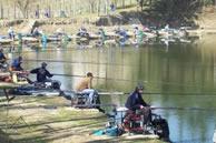 Pesca Sportiva vicino Le Mandrie
