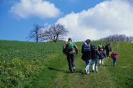 Trekking a Le Mandrie